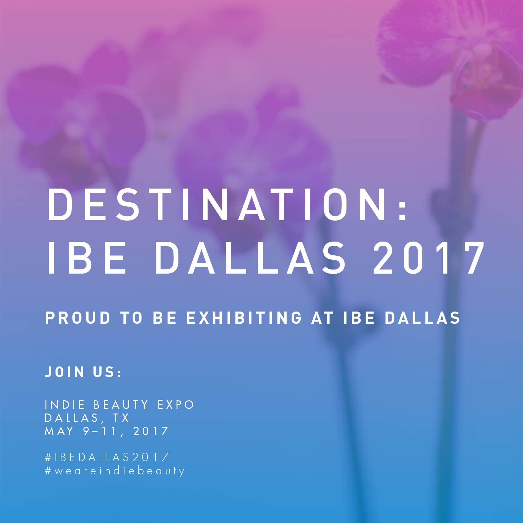 Indie Beauty Expo Dallas